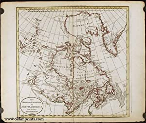 The British Colonies in North America, from the best Authorities.