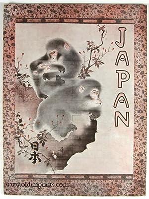 Japan. 1922 - 04.: JAPAN / SILK)