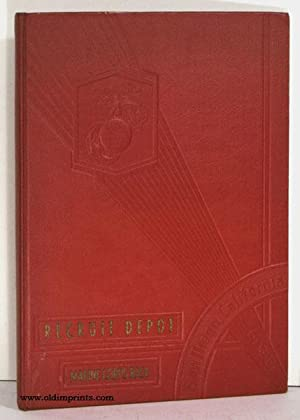 The United States Marine Corps. Semper Fidelis. Cover title: Recruit Depot Marine Corps Base San ...