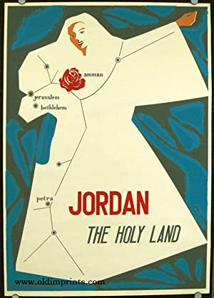Jordan The Holy Land.