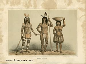 Mojave Indians.