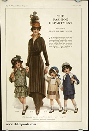 The Fashion Department.: 1910s FASHION -