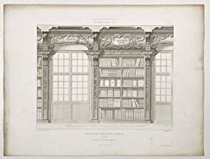 L'Art Architectural en France depuis Francois Ier jusqu'a Louis XVI Motifs de Decoration Interieu...