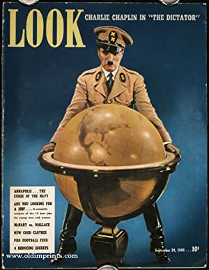 Look. The Picture Magazine. 1940 - 09 - 24.