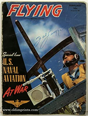 Flying. Including Industrial Aviation. 1943 - 02.