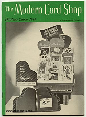 The Modern Card Shop. Christmas Edition, 1949 and January, 1950.