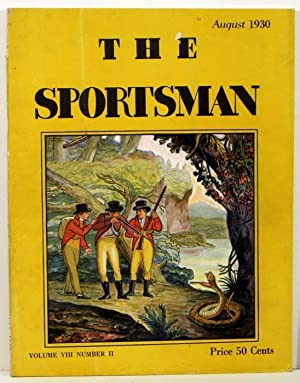 The Sportsman. 1930 - 08 (August).: AMERICA'S CUP /