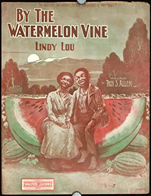 By the Watermelon Vine Lindy Lou.