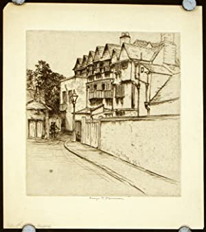 The Palace - Oxford (untitled print).