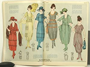 Elite Styles. 1920 - 04 (April). Easter Number.: 1920s FASHION)