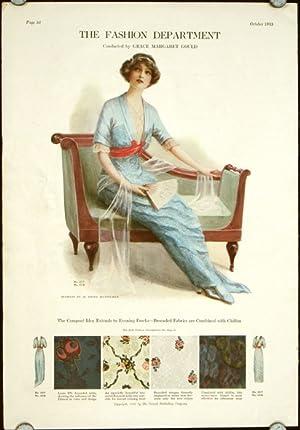 The Fashion Department.: 1910s FASHION) Musselman,