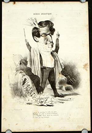 Miroir Drolatique. [Meyerbeer].: MEYERBEER) Lorentz, A.