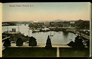 Souvenir Post Cards Victoria.