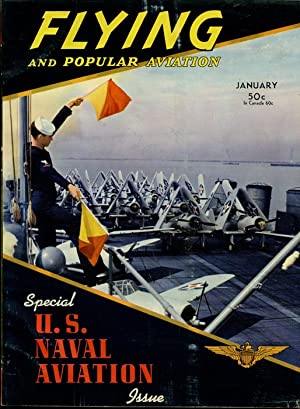 Flying and Popular Aviation. 1942 - 01 (January).