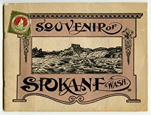 Spokane and the Inland Empire. (Cover title: Souvenir of Spokane Wash.)