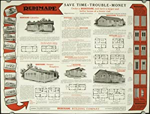 Redimade Sectional Houses and Garages.