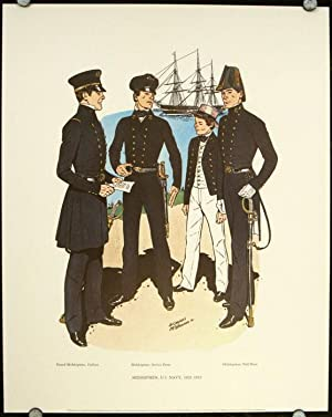 Uniforms of the United States Navy 1776-1898.