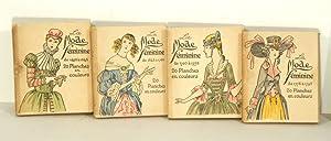 La Mode Feminine de 1490 a 1795.: FRANCE - HISTORICAL