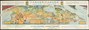 Canada from Sea to Sea at the Century of Progress Exposition Chicago - 1933.