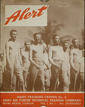 Alert. Basic Training Center No. 4. Army Air Forces Technical Training Command. Miami Beach, Flor...