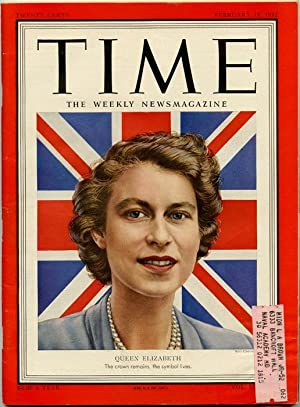 Time The Weekly Newsmagazine. 1952 - 02 - 18.