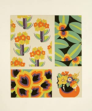 ART DECO DESIGN - Plate 5 from Inspirations by Andre Durenceau.