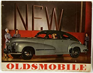 Presenting the New Oldsmobile.