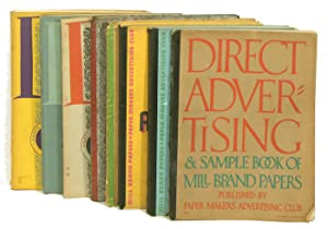 Direct Advertising and Sample Book of Standard Mill-Brand Papers (later title: A Catalog of Mill ...