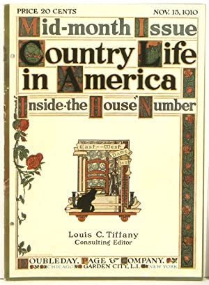 Country Life in America. 1910, November 15.: COUNTRY LIFE -