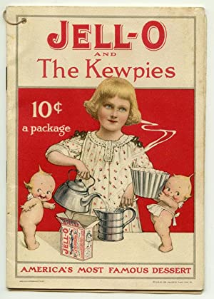 Jell-O And The Kewpies. America's Most Famous: RECIPES - ROSE