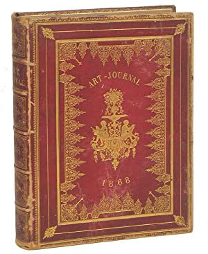 Art Journal 1868 and Illustrated Catalogue of the Paris Universal Exhibition 1867 (incomplete).