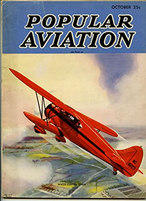 Popular Aviation. 1936 - 10 (October).