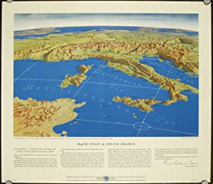 Map I - The Russian Front, Map II - The Balkans, Map III - Italy & South France, Map IV - The Wes...