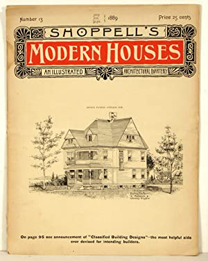 Shoppell's Modern Houses. An Illustrated Architectural Quarterly.