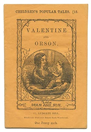 Valentine and Orson. Children's Popular Tales. 13.