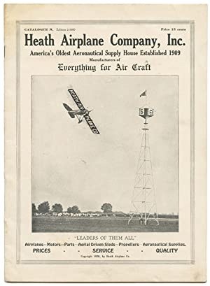 Heath Airplane Company, Inc. (
