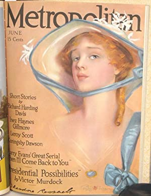 Metropolitan. FIVE ISSUES. February through June 1915.