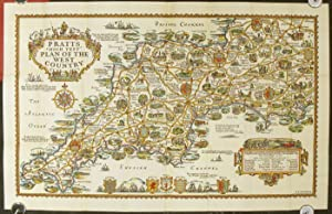 Pratts High Test Plan of the West: ENGLAND - CORNWALL