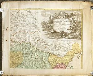 1780 Africa Kupferstichkarte Copper Engraved Map Ca