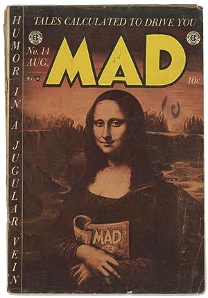Mad (magazine).: VINTAGE HUMOR MAGAZINE)