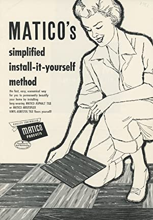 Maticoâ  s Simplified Install-It-Yourself Method.