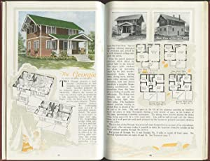 "Aladdin Homes ""Built in a Day"". Catalog: 1920s HOUSE PLANS)"