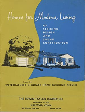 Homes for Modern Living.