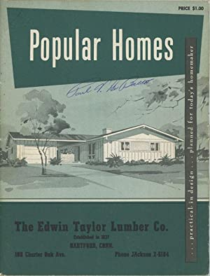 Popular Homes.: 1960s HOUSE PLANS)