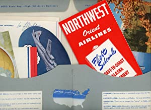Flight Kit to Help you Enjoy Your Trip on Northwest Airlines.