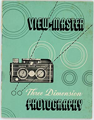 View-Master Three Dimension Photography.