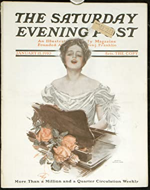 The Saturday Evening Post.: DANIEL FROHMAN ON