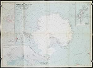 The Antarctic Regions.