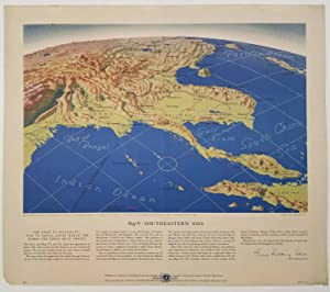Map VII - The North Pacific, Map VI - The Southwest Pacific, Map V - Southeastern Asia, Map IV - ...