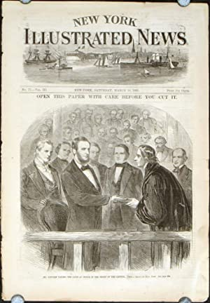New York Illustrated News (March 16 1861).